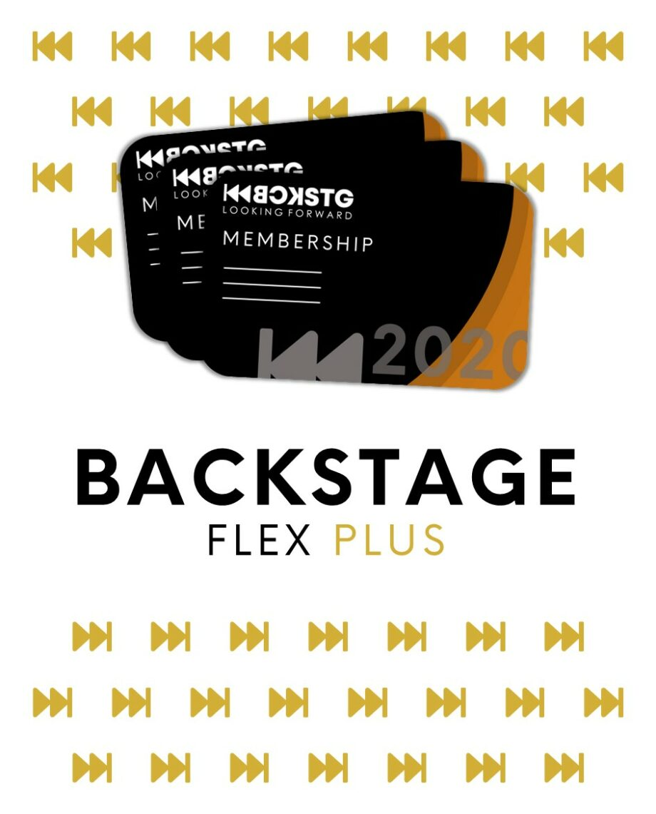 Backstage Flex Plus